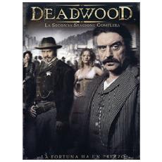 Deadwood - Stagione 02 (4 Dvd)