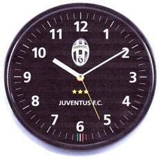Orologio Da Parete Con Cassa In Abs Cm 30 Colore Bianco / nero Juventus Fc - 00840ju1