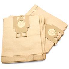 Sacchetto per la Polvere Filtro Sacchetti 10 Sacchetto per aspirapolvere per Miele S 151 2 FILTRO
