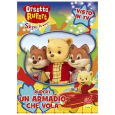 Dvd Orsetto Rupert #09 - Un Armadio C. . .