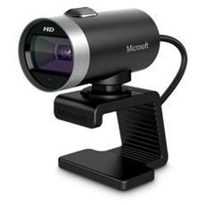 Webcam LifeCam Cinema 5 Megapixel 720p 1280 x 720 Pixel USB - Nero