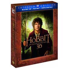 Lo Hobbit - Un Viaggio Inaspettato (Extended Edition) (5 Blu-Ray 3D + 2D)