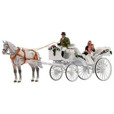 8730025 Wedding Carriage Modellino