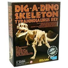 Gioco Scava Lo Scheletro Del Tirannosauro Per Bambini3a+
