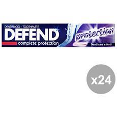 Set 24 Dentifricio Protection 75 Ml. Prodotti Per Il Viso