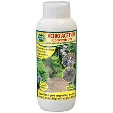 Acidoacetico Concentrato 1l Libera Vendita Dissecante Adatto Agricoltura Bio