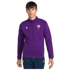 Fiorentina Fz Sweat Presentation M Felpa Acf Uomo Taglia M