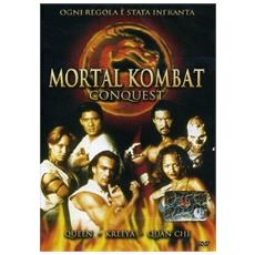 Mortal Kombat - Conquest (1998) Dvd