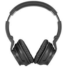 Cuffie Stereo H3100 Connessione con Cavo Colore Nero