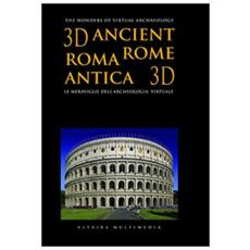 Roma antica 3D. DVD. Con libro. Ediz. italiana e inglese