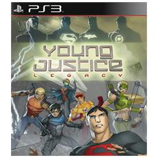 PS3 - Young Justice Legacy