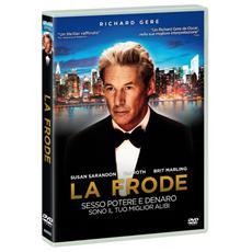 DVD FRODE (LA) (+O-card)