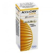 Accu Chek Softclix Lancette