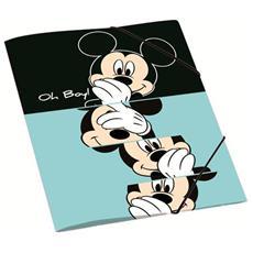 Cartellina Elastico Disney