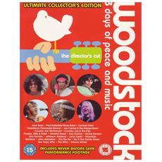 Woodstock: 3 Days Of Peace & Music (Ultimate Collector's Edition) (4 Dvd)