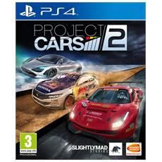 PS4 - Project CARS 2