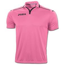 T-shirt Tek L Rosa Nero