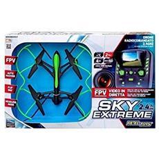 Sky Extreme Fpv Drone R / c 2.4ghz System Flight Display Su Radiocomando