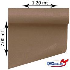 Tovaglia In Carta Col. Cioccolato 1,20x7 Mt Dopla