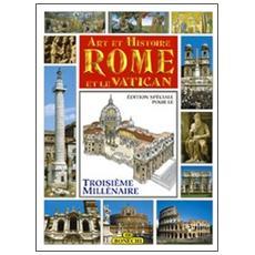Roma e il Vaticano. Ediz. francese