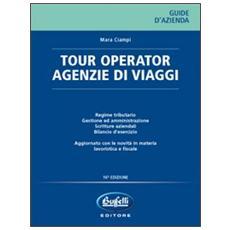 Tour operator agenzie di viaggio
