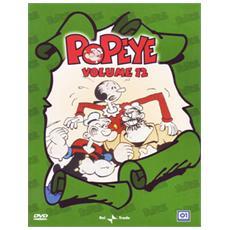 Dvd Popeye - Volume 12