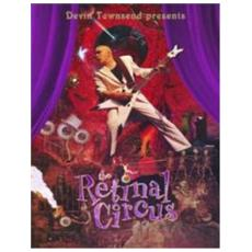 Dvd Devin Townsend Project-the Retinal C
