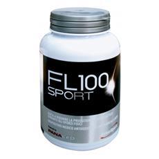 Integratore Alimentare di Acido Lattico per Sportivi FL100 SPORT 180 CPS