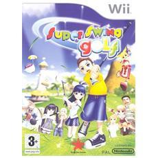WII - Super Swing Golf