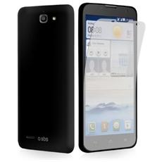 Cover Aero In Tpu Nera Huawei G730 + Screen