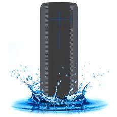 Speaker Wireless Portatile Megaboom Bluetooth / NFC colore Nero