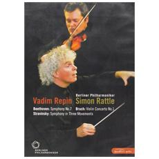 Beethoven - Symphony No 7 Bruch Violin Concerto