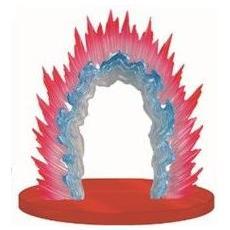 Figure Dragonball Kaioken Effect Parts
