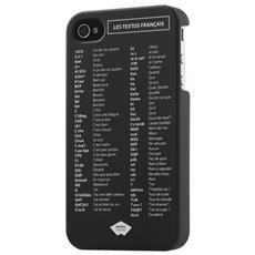 MTHMTIA11002FREFR Cover Nero custodia per cellulare