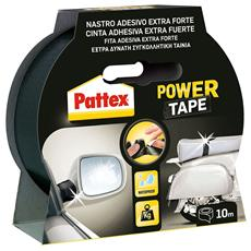 Power Tape 10mx50mm Bianco Nero 5mx50mm