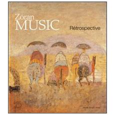 Zoran Music. Rétrospective Catalogo della mostra (Viney, 21 giugno-settembre 2003)