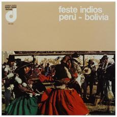Feste Indios - Peru / Bolivia