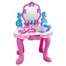 Specchiera Principesse Bellissime con Accessori