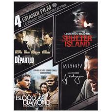 Leonardo Di Caprio - 4 Grandi Film (4 Dvd)