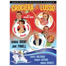 Dvd Crociera Di Lusso