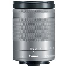 CANON - EF-M 18-150mm f / 3.5-6.3 IS STM Silver