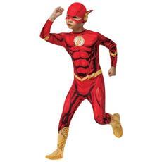 Costume Flash Classico 148 Cm