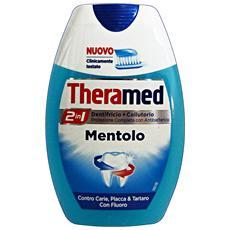 Theramed Dent. +collu. mentolo - Dentifricio