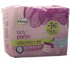 Lady Pants Discreet M 12pz