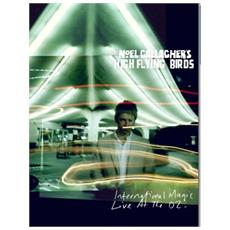 Noel Gallagher`S High Flying Birds - International Magic Live At The O2 (2 Dvd+Cd)
