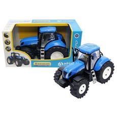 Modellino Trattore - T7 270 Adriatic 682 - 1:16 Blu