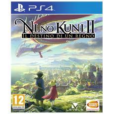 PS4 - Ni No Kuni II: Il Destino di un Regno