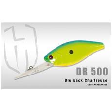 Dr 500 Blu Back Chartreuse