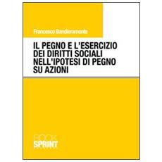 Il pegno e l'esercizio dei diritti sociali nell'ipotesi di pegno su azioni