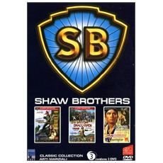 Shaw Brothers Classic Collection 01 (3 Dvd)